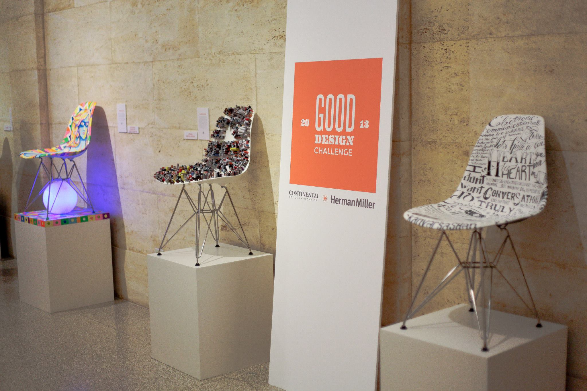 The Good Design Challenge 2013