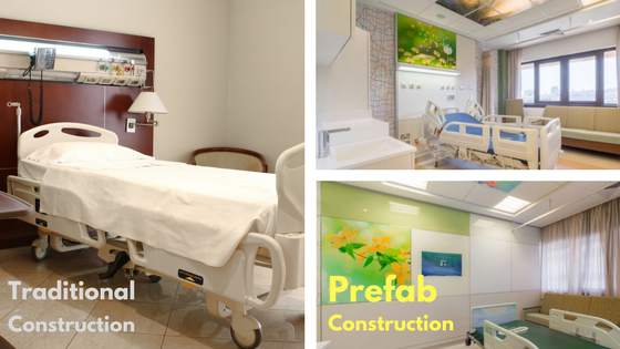the difference between traditional and prefab construction image