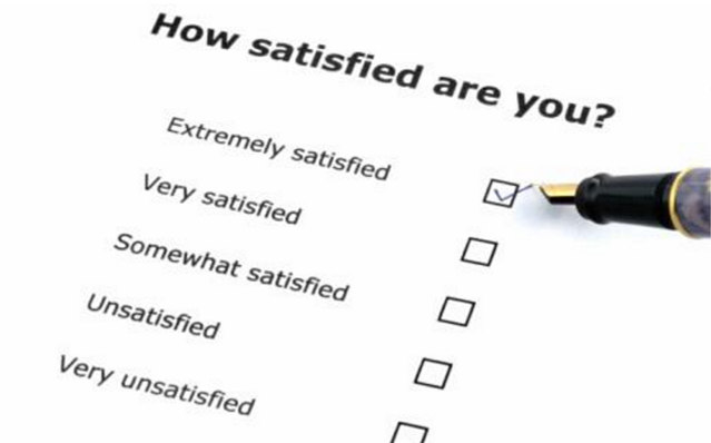 Patient satisfaction is very important in driving design changes in health facilities.