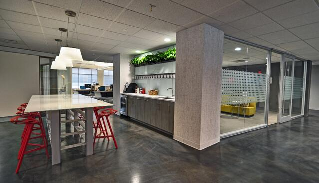 How Flexible Manufactured Interiors Can Create the Ideal Work Environment