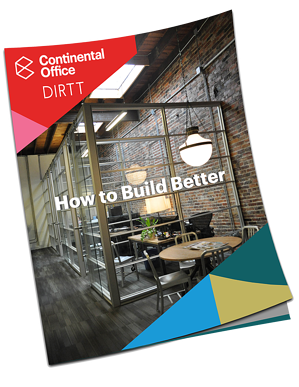 Learn more about how to Build Better with DIRTT!