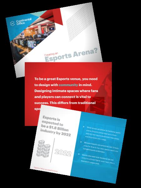 Esports Arena Ebook CTA Image