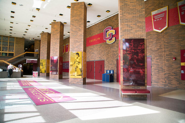 Oberlin College tells their story through experiential design