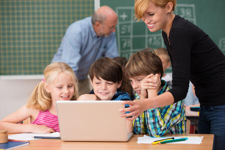 Students are starting to play a larger role in their learning experience