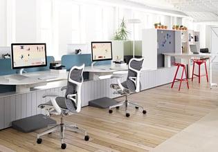 Living Office Settings