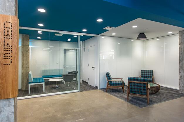 With DIRTT, there is no cookie-cutter approach to building out spaces