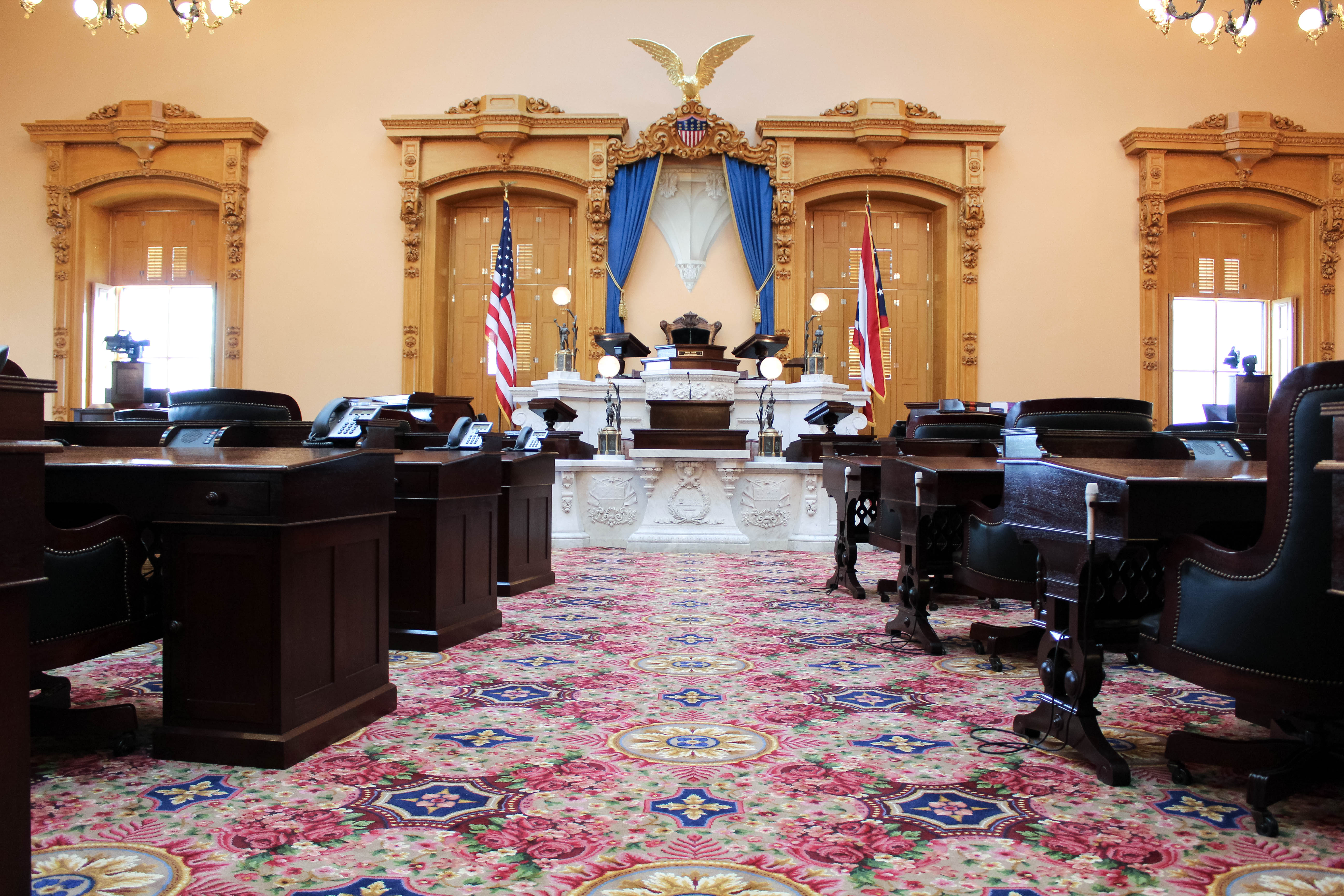 Click here to read our Ohio Statehouse case study!