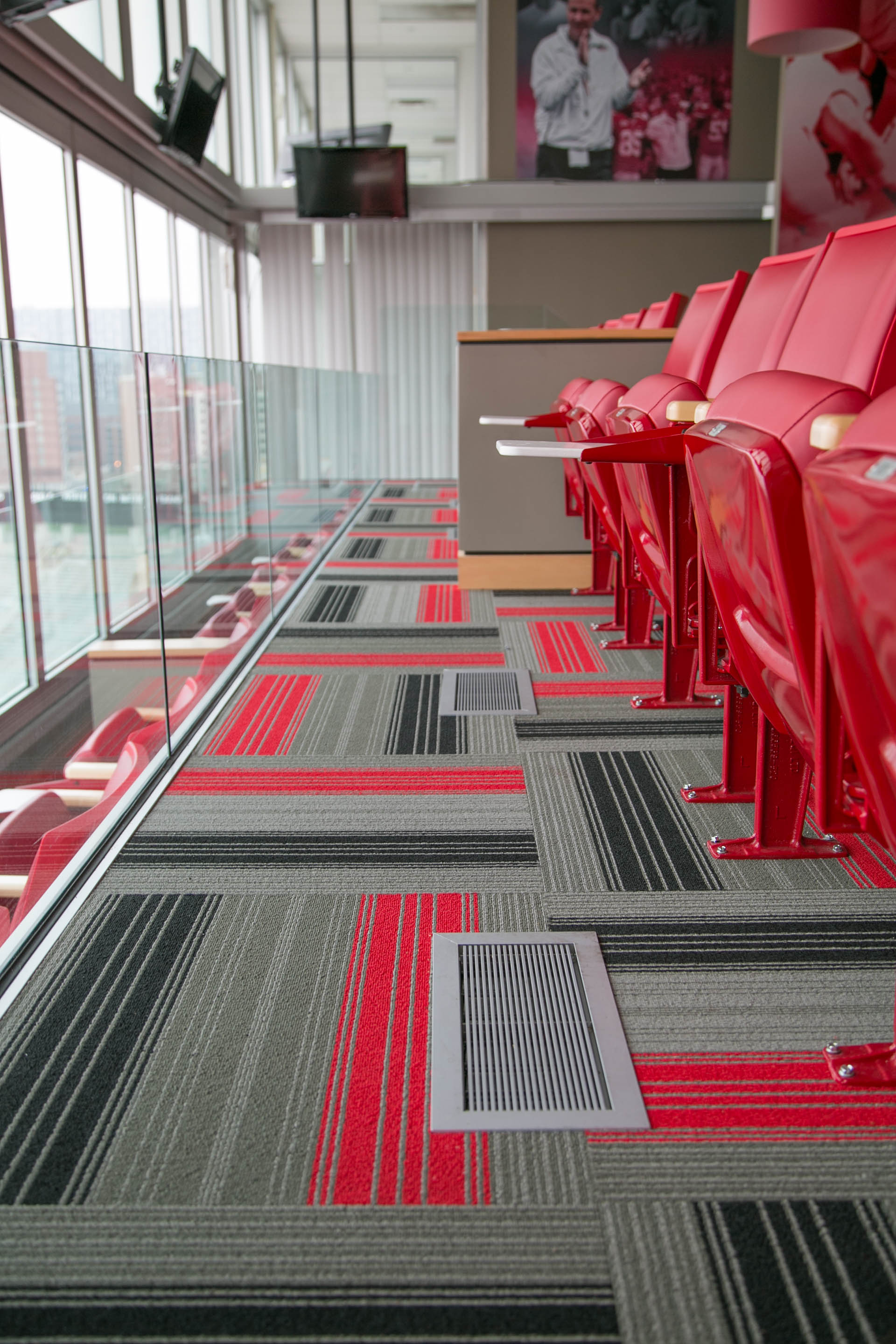 The Ohio State University - Ohio Stadium VIP Suite