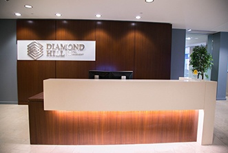 Our Work - Diamond Hill