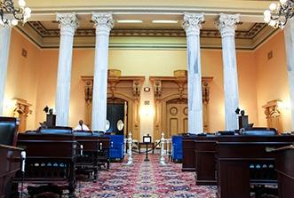 Ohio Statehouse Case Study
