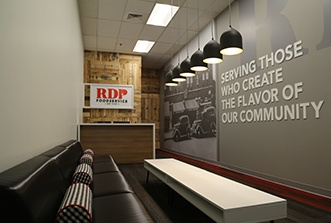 RDP Foodservice Case Study