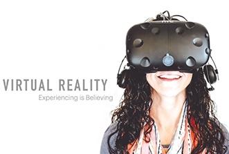 VR Experiencing is Believing