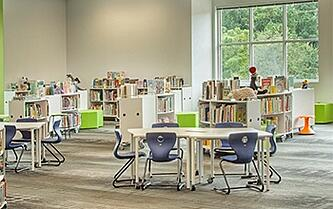 Tandus Centiva Flooring Designed for Education Brochure