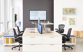 Herman Miller Sit Stand Move Repeat White Paper