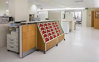 Herman Miller Furniture Standards for Healthcare Facilities White Paper