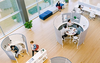 Herman Miller Using the Nuances of Collaboration to Drive Innovation White Paper