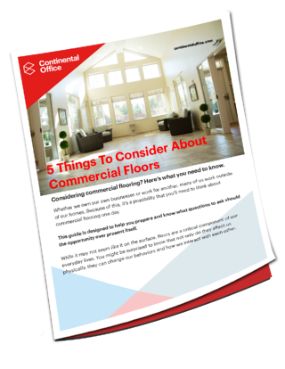 5 Things To Consider About Commercial Floors