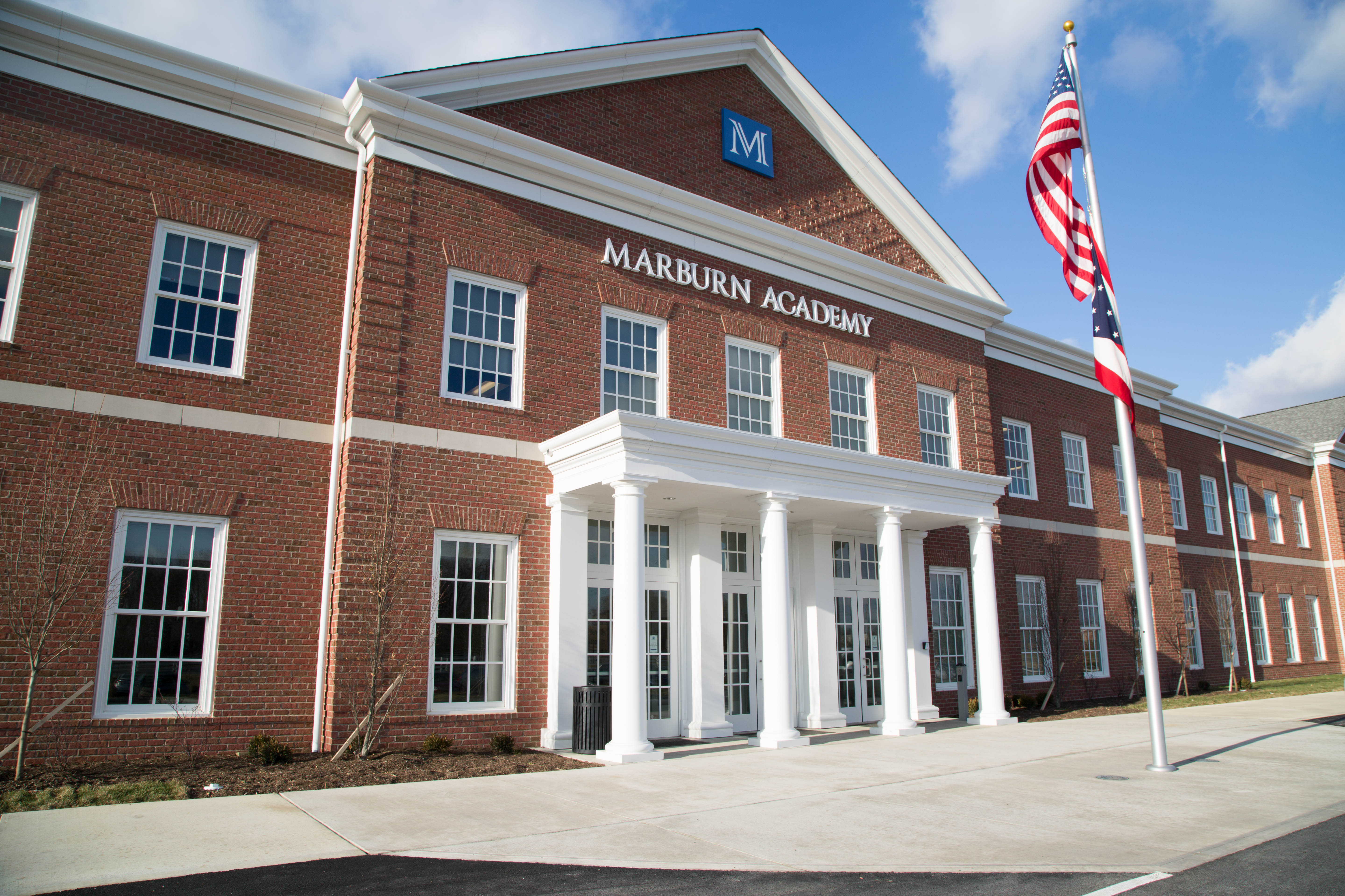 Click here to watch our video about Marburn Academy!