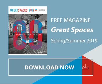 Download Great Spaces Spring/Summer 2019 - Continental Office's award winning magazine