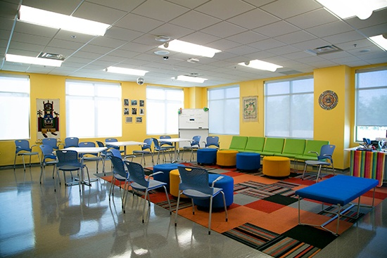 Learning Spaces 5