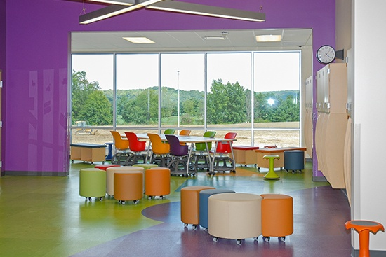 Learning Spaces 6