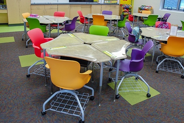 Learning Spaces 7