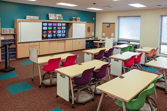 Learning Spaces 8