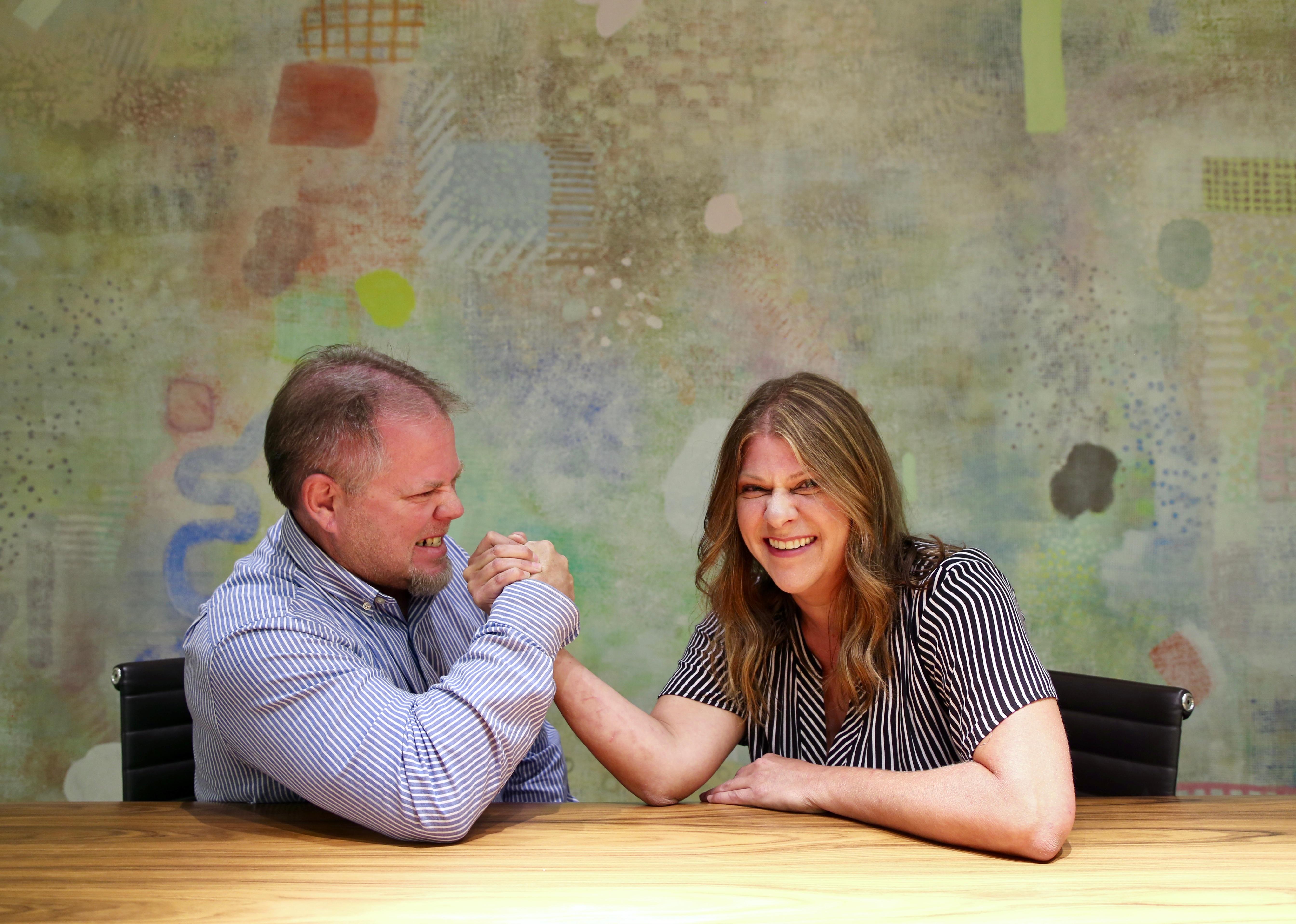 Amber Konkoli & Marty Davis