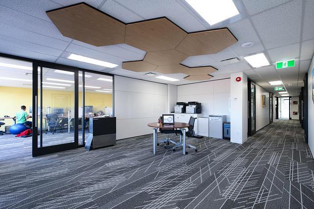 Ceiling custom pattern