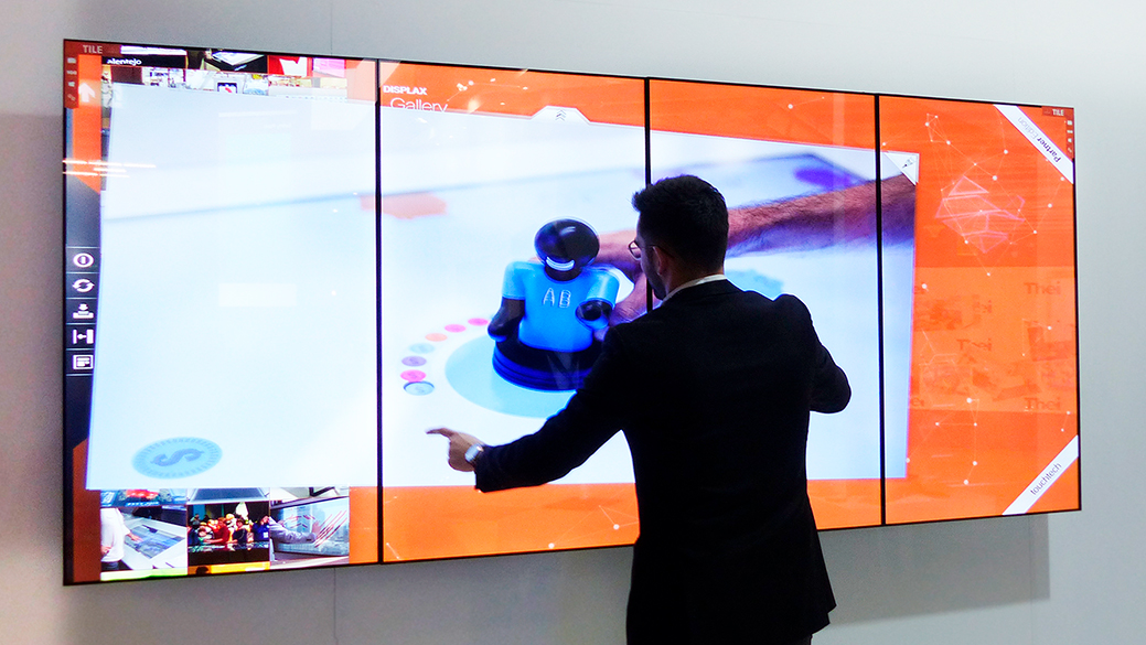 DISPLAX-TILE-Videowall-Touch-Display